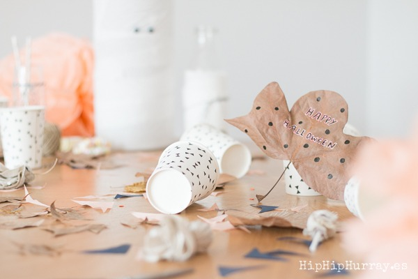 Inspiration for a Halloween Party by Hip Hip Hurray